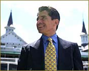 Jose Santos: Derby-Preakness Winning Jockey