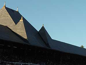 Saratoga Meet Down Despite Solid Finish