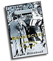 Another Win For Seabiscuit; Book Receives Top Award in England