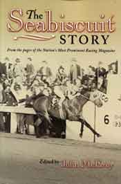 Eclipse Press Releases Book Chronicling Seabiscuit's Racing Career
