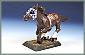 Be the First on Your Block: Secretariat Bobblehead Released