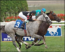 T. D. Vance Holds on to Win Hall of Fame Stakes