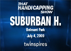 That Handicapping Show: The Suburban