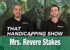 That Handicapping Show: Nov. 6 Episode