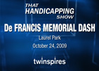 THS: De Francis Memorial Dash (Video)