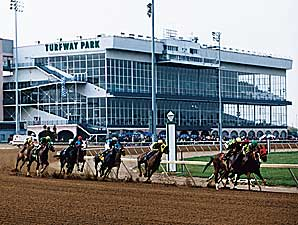Wide-Open Turfway Prevue Draws 11