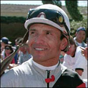 Valenzuela Bags Four Wins; Leads Hollywood Park's Jockey Standings