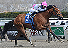 Vyjack Victorious Off the Bench at Aqueduct
