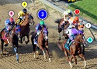 2014 Breeders Cup Classic Race Sequence Features Bloodhorse Com