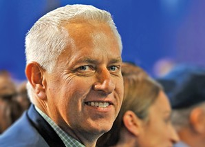 Todd Pletcher IS Funny… No, Really