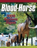 2009 Auctions Digest: A Guide to North American Thoroughbred Sales