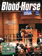 2012 Auctions Digest: A Guide to North American Thoroughbred Sales