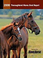 2008 Thoroughbred Mares Bred Report