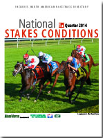 National Stakes Conditions Book - 1st Quarter 2014