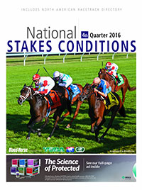National Stakes Conditions Book 4th Quarter 2016