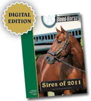 Sires of 2011 Digital Edition