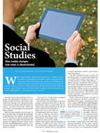 Social Studies: Social Media and Thoroughbred Racing