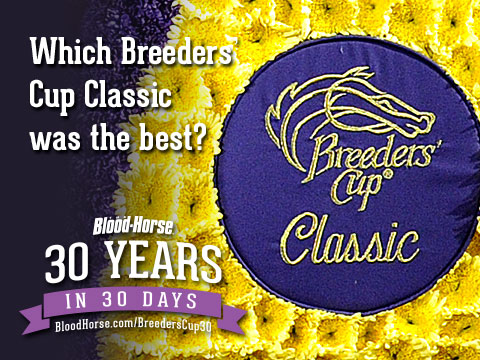 30 Years in 30 Days: Best Classic Poll
