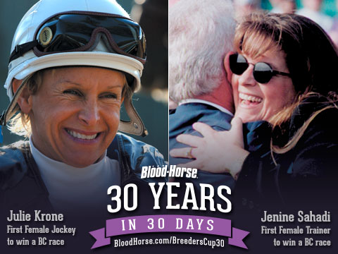 30 Years in 30 Days: Cup First Ladies