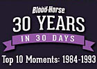 30-in-30: Top 10 Breeders' Cups, 1984-1993