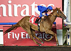 Godolphin Sends Out Tough Trio in Mile