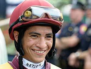 Garcia Makes Keeneland His April Home
