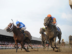 Golden Ticket to Bypass Breeders' Cup