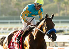 American Pharoah Adds Another Bullet Work