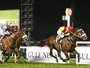 Anaerobio, Soumillon Capture Al Fahidi Fort