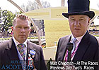 Matt Chapman Previews Day 2 at Royal Ascot
