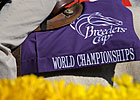 Breeders' Cup  Handle Up 5.5%