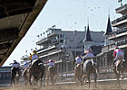 Overall Breeders' Cup Attendance, Handle Slip