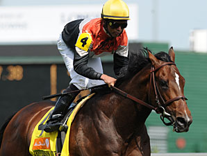 Banned Tries His Luck in Del Mar Derby