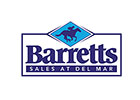 Barretts Set for Final Sale at Fairplex Park