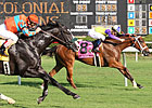 Battle of Hastings Wins Colonial Turf Duel
