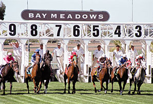 Jockey Reunion Saturday at Bay Meadows