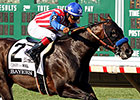 Travers or Pennsylvania Derby Next for Bayern