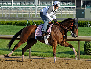 Spendthrift Hopes for Big Oaks, Derby Weekend