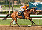 Beholder Breezes to Santa Lucia Victory
