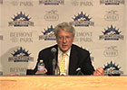 Belmont Stakes 146 Press Conference