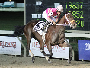 Major Stakes Horses Clash in Delta Jackpot