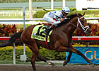 Big Brown Huge in Florida Derby Rout