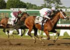 Big Brown Breezes for Monmouth Stakes