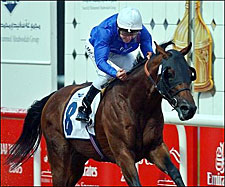 UAE Derby Winner Among Late Triple Crown Nominees