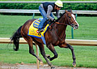 Bodemeister Ready After Strong Final Work