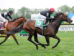 Boisterous Wins Fort Marcy in New York Return