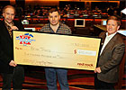 Troop Wins National Handicapping Tourney