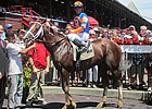 Vic Zast's Saratoga Diary: His Moment