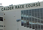 Calder Slashes Purses for Eight Stakes