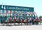 Horsemen Hoping for Another Calder Purse Hike